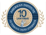 American Institute Of Personal Injury Attorneys 10 Lawyers
